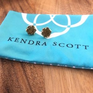 Kendra Scott Drusy Earrings